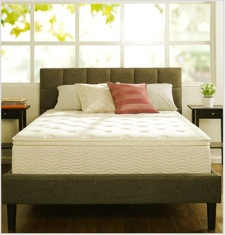 Zinus Mattress Review 2021 – A Complete Guide